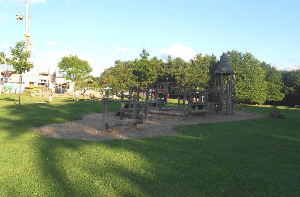 Spielplatz Freizeitgelände Kuhberg