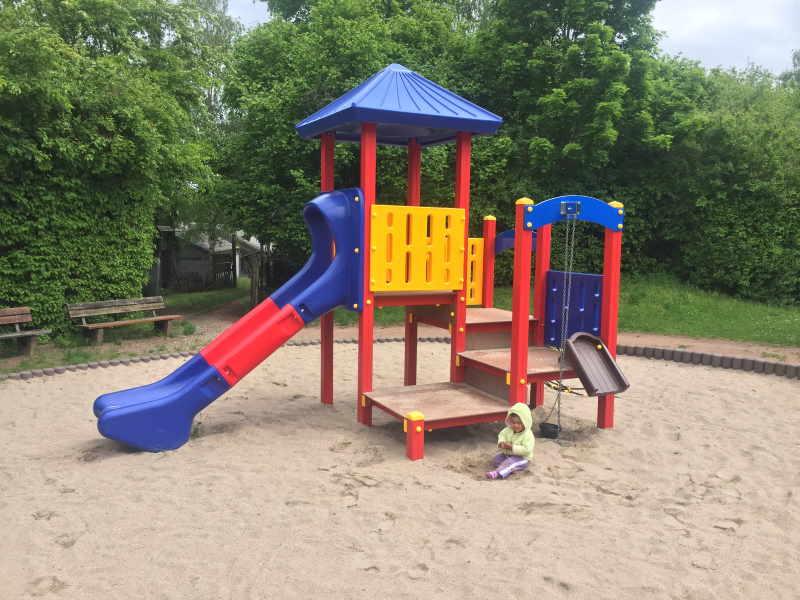 Spielplatz in Bosenheim