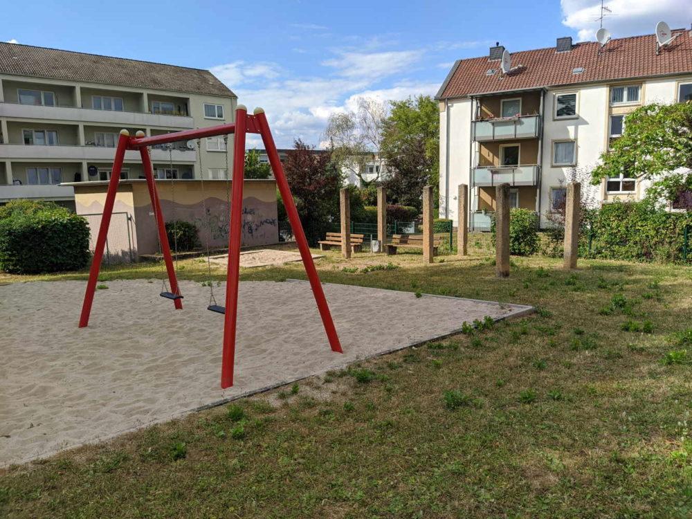 Spielplatz Raabestraße