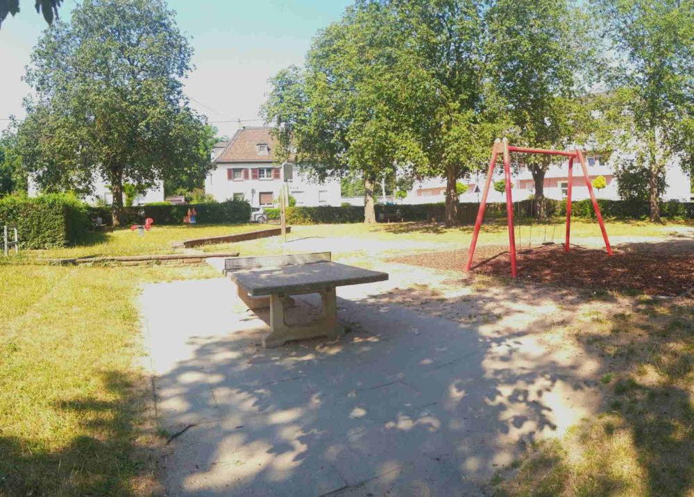 Spielplatz Rheinstraße – Herlesweiden