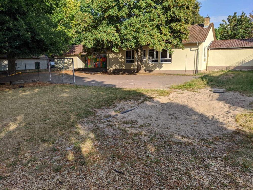 Spielplatz Grundschule Bosenheim