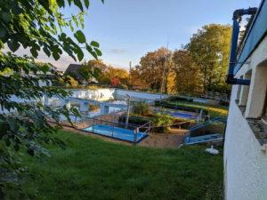 Schwimmbad in Bosenheim