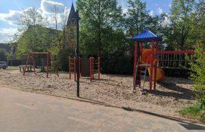 Spielplatz Grundschule Planig