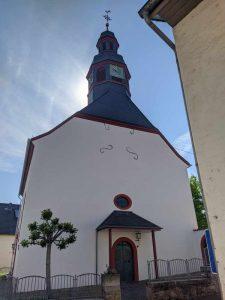 Evangelische Martinskirche in Bosenheim