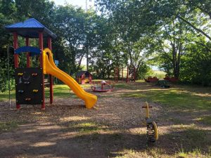 Spielplatz am Sportplatz in Ippesheim